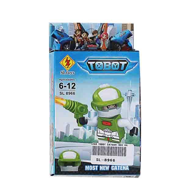 Lego tobot satuan ( mix karakter) , lego tobot dus , tobot karakter , lego anak , lego tobot game.