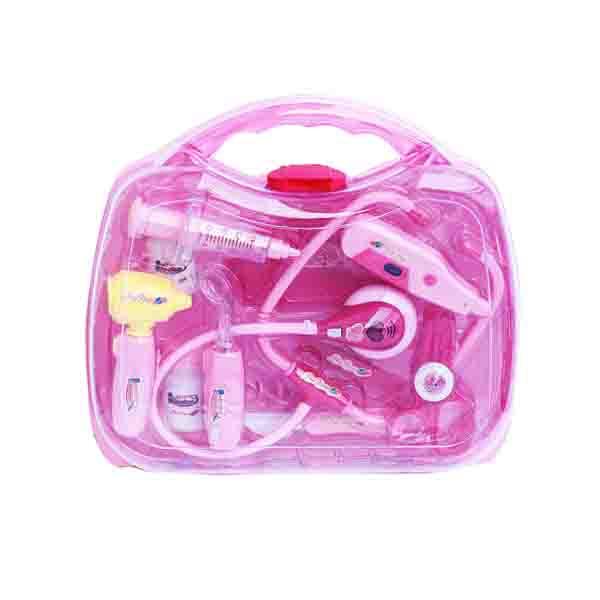 doctor kit koper pink , doctor play set , doctor koper , doctor kekinian , doctor lucu .
