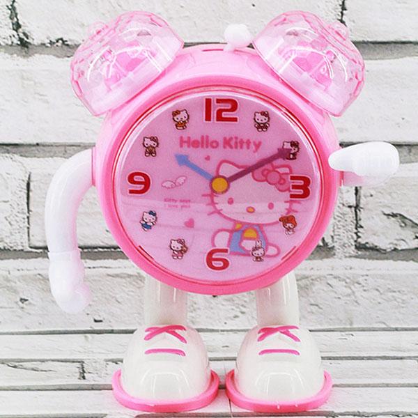 Happy clock 2716-12 , jam alarm musik , jam alarm music karakter .