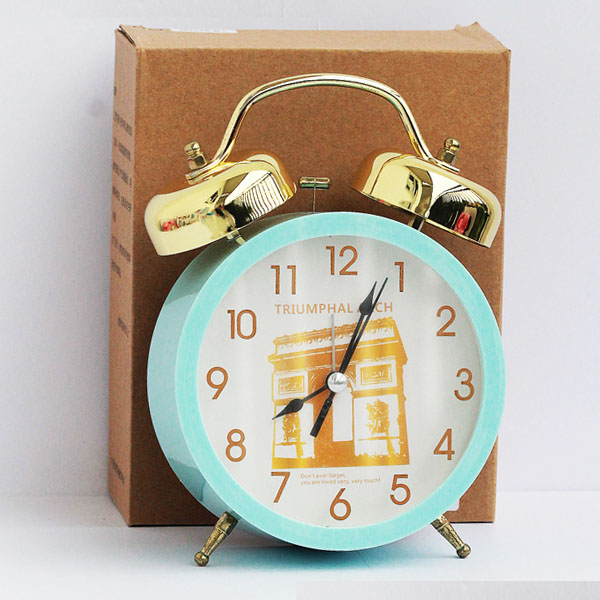 ALARM CLOCK MT329-BJ , jam alarm , alarm meja .