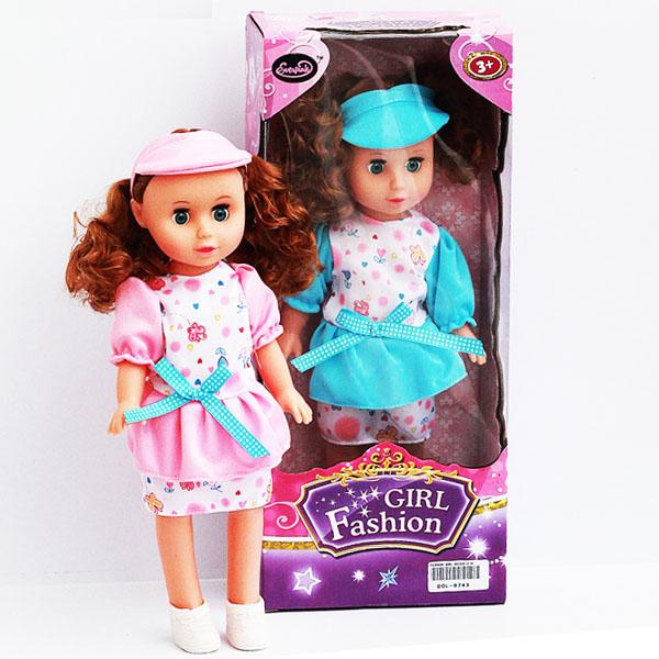 FASHION GIRL HX328-2-4 , boneka anak , mainan boneka lucu.