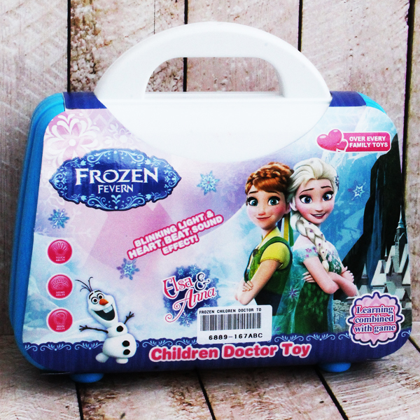 FROZEN CHILDREN DOCTOR TOY , doctor set , frozen doctor set
