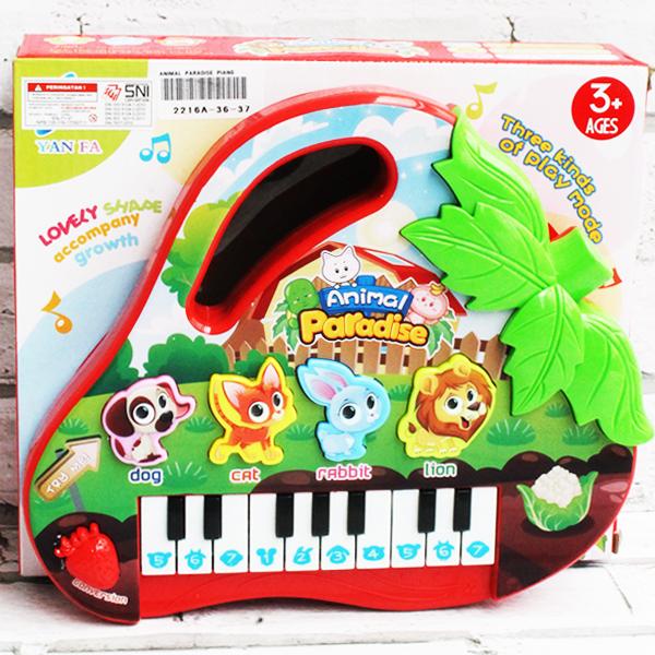 ANIMAL PARADISE PIANO