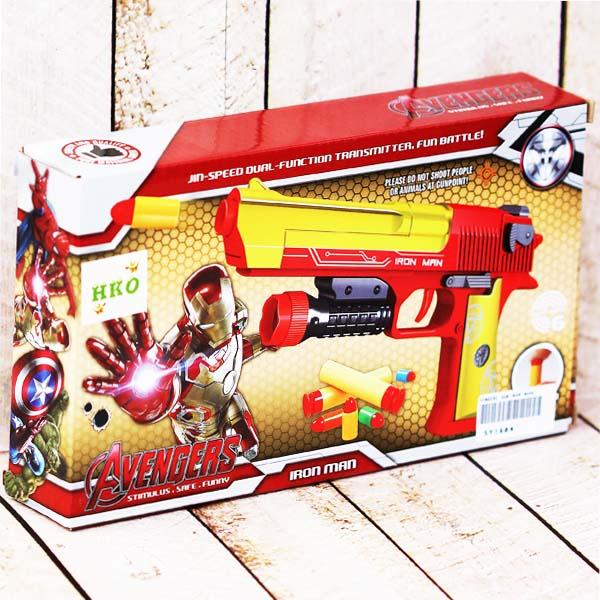 AVENGERS GUN IRON MAN