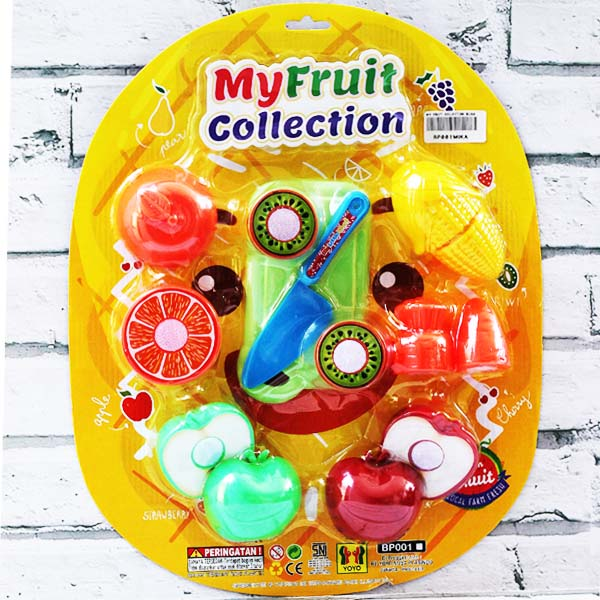 MY FRUIT COLLECTION BUAH POTONG