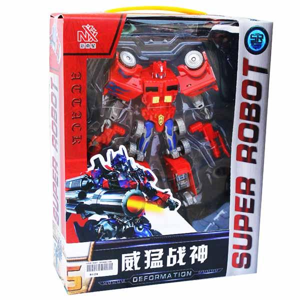 SUPER ROBOT DEFORMATION , robot