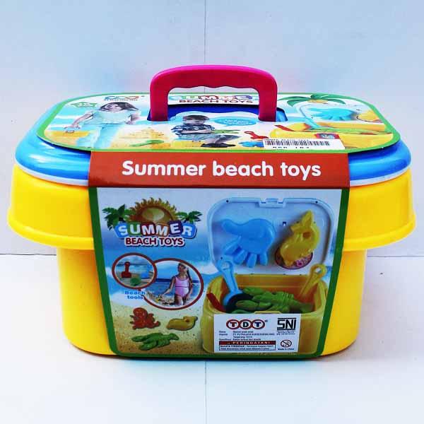 SUMMER BEACH TOYS , playsand