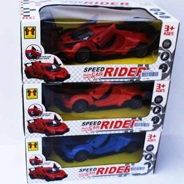 RC SPEED CAR RIDER , rc rider