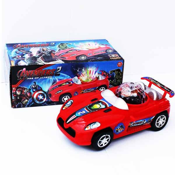 AVENGERS CAR , mobilan avengers