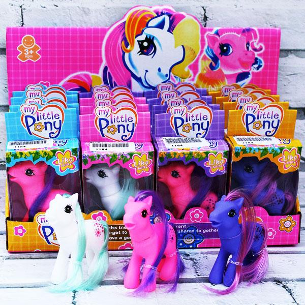 MY LITTLE PONY SATUAN ( 1 BOX ISI 16 PCS ) , little pony