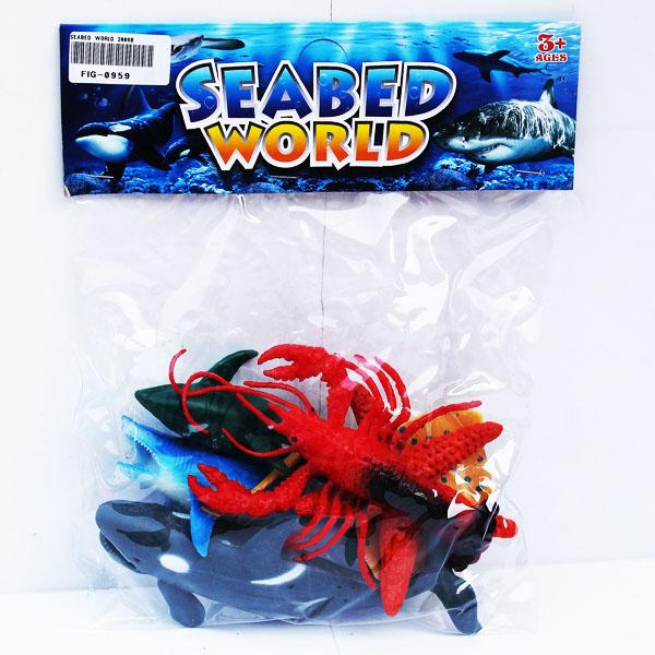 SEABED WORLD 2008B