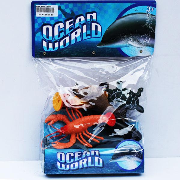 OCEAN WORLD KANTONG