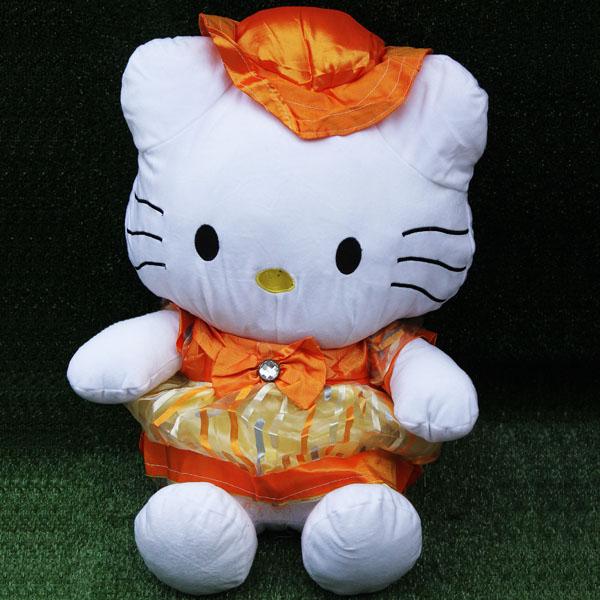 BONEKA HELLOKITTY JB BAJU CN , boneka hellokitty