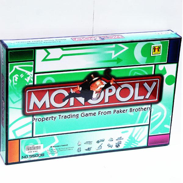MONOPOLY 55008 , monopoly