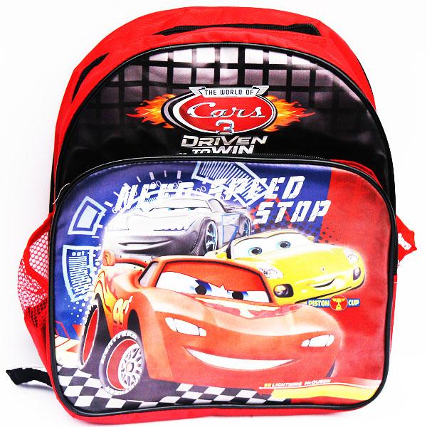 TAS RANSEL TK 189-02 CARS , tas punggung , tas ransel