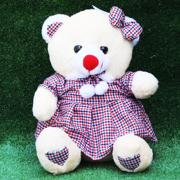 bear, beruang pita, boneka beruang