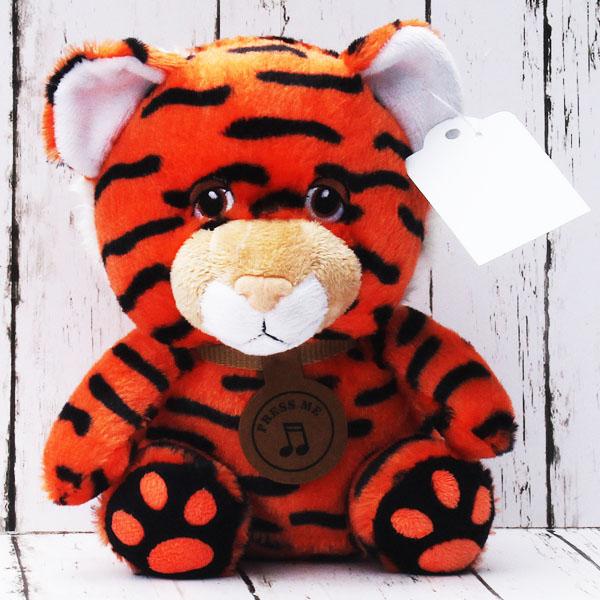 tiger, doll sound, boneka suara