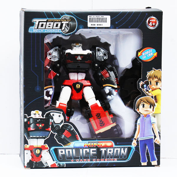 TOBOT 521 POLICE TRON