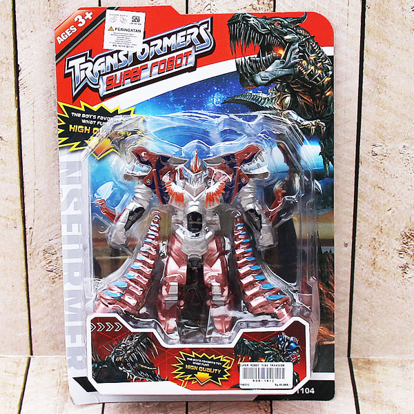 robot mainan anak, transformers super tobot