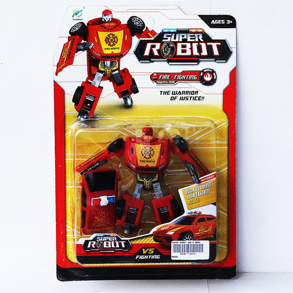 SUPER ROBOT 668-2 MIKA