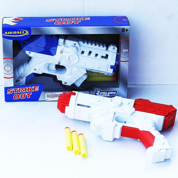 pistol, gun, tembakan, senapan, AIRBALL STRIKE OUT
