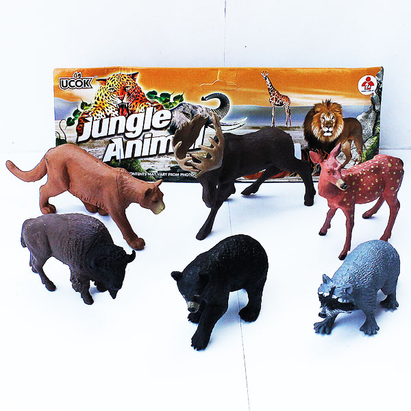JUNGLE ANIMAL 2A265-26 KANTONG