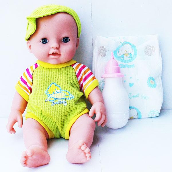BABY DOLL QH12-8/12/6 BOTOL SUSU KANTONG