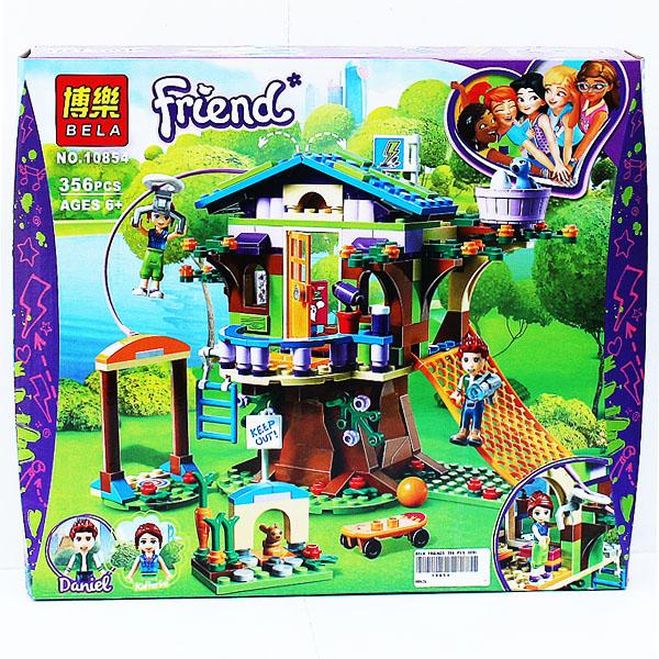 "BELA FRIENDS 356 PCS SERI 10854"" ..."