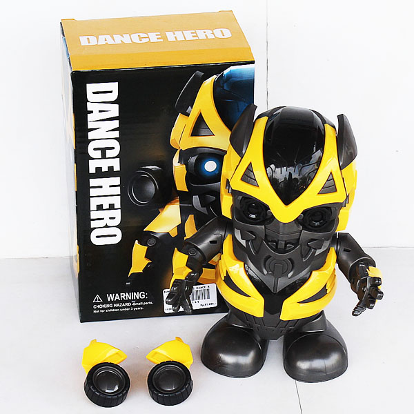 DANCE ROBOT, BUMBLE BEE