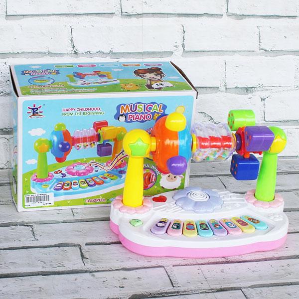 music, piano, instrumen, baby, mainan anak
