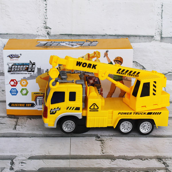 truck, mainan anak laki, mobilan