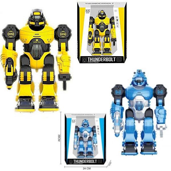 ROBOT, THUNDERBOLT, MAINAN ANAK
