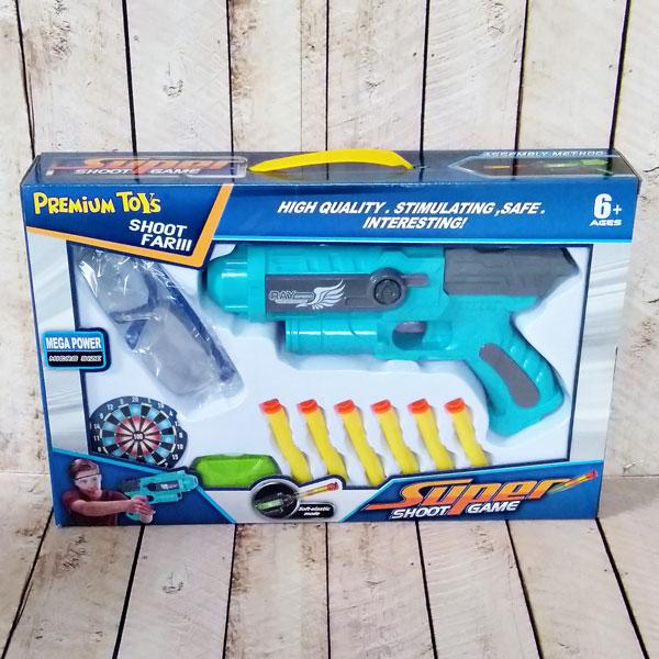 SUPER SHOOT PR17500/518C GAME