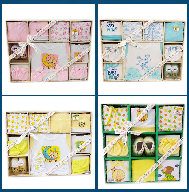 BABY LUCKY GIFT SET SUPER
