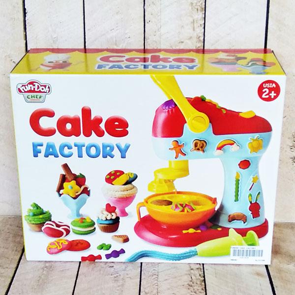 FUNDOH CAKE FACTORY