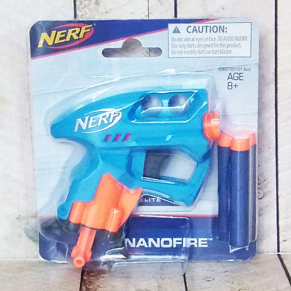 NERF NANOFIRE BLUE