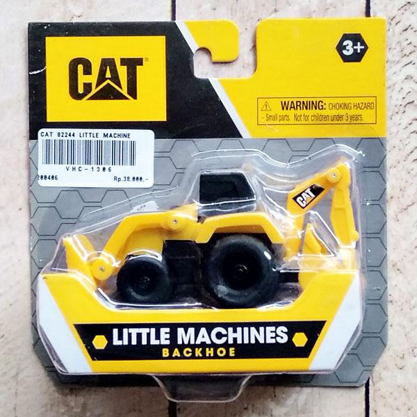 CAT 82244 LITTLE MACHINE BACKHOE