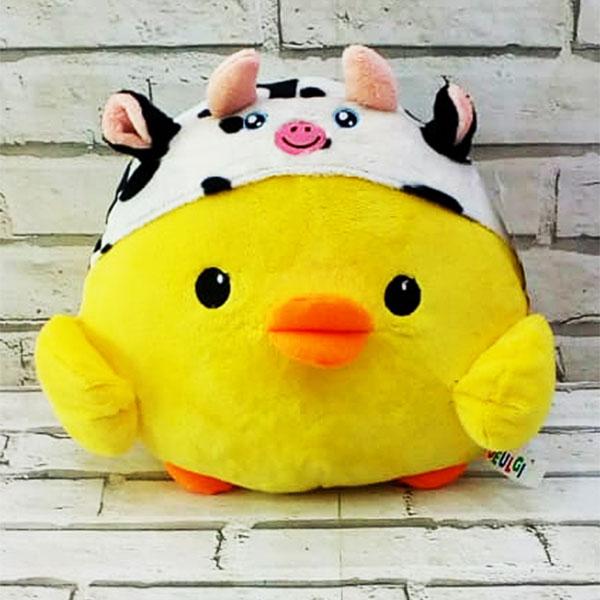 BONEKA DUCK PIO COW