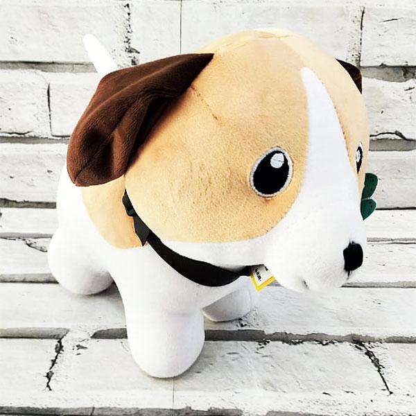 BONEKA BABY TOYS SERIES DOG COKLAT