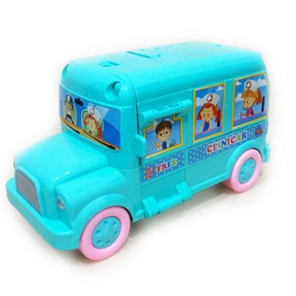 MEDICAL CAR DOCTOR DUS , doctor set , mainan anak doctor car series