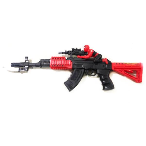 SPIDERMAN FLASH GUN