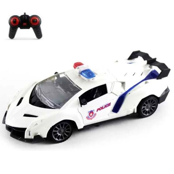 RC POLICE CAR 17228