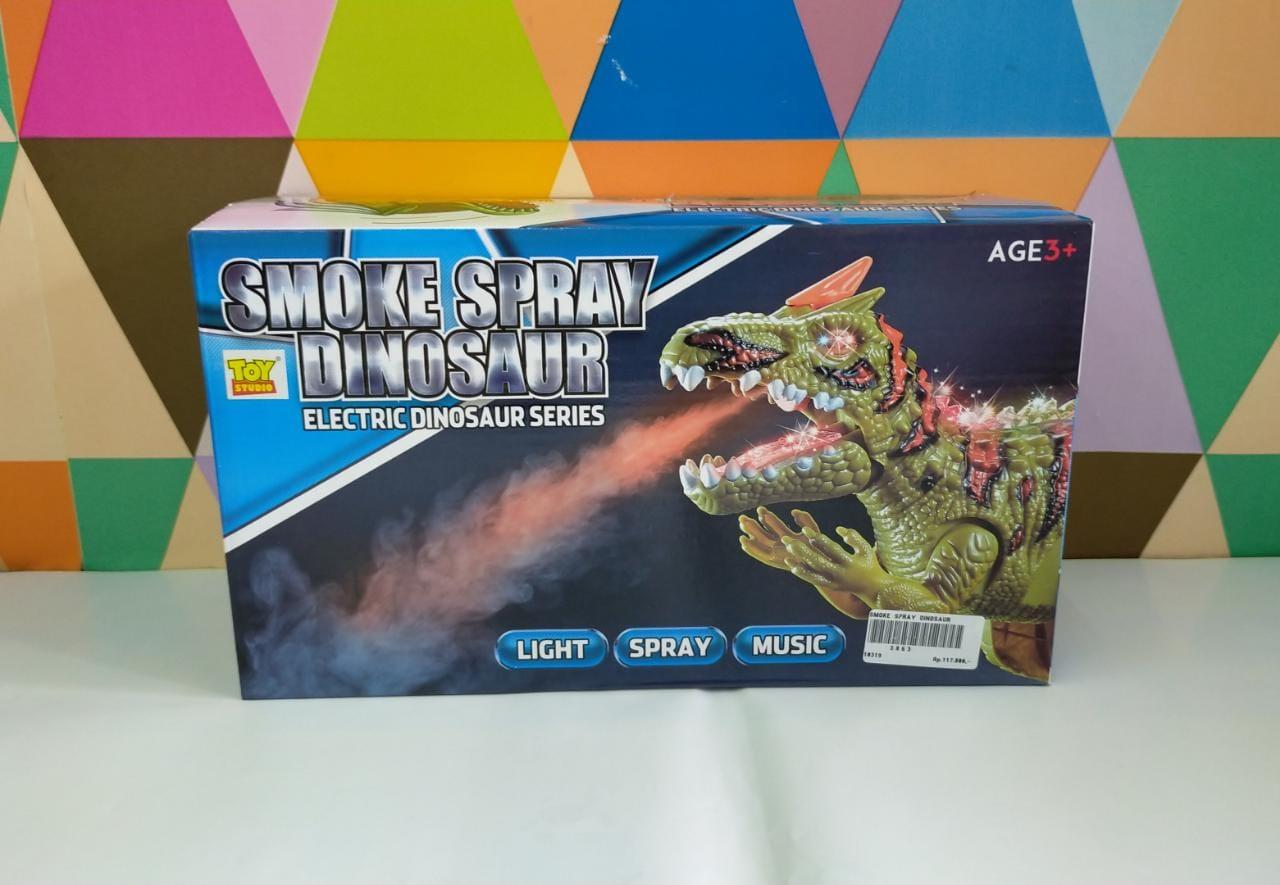 SMOKE SPRAY DINOSAUR