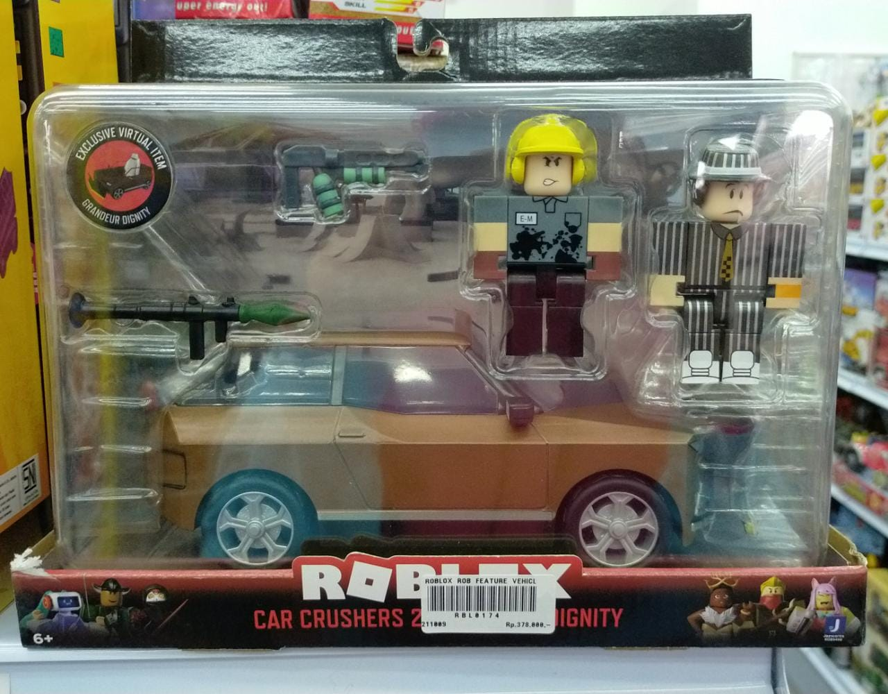 ROBLOX ROB FEATURE VEHICLE